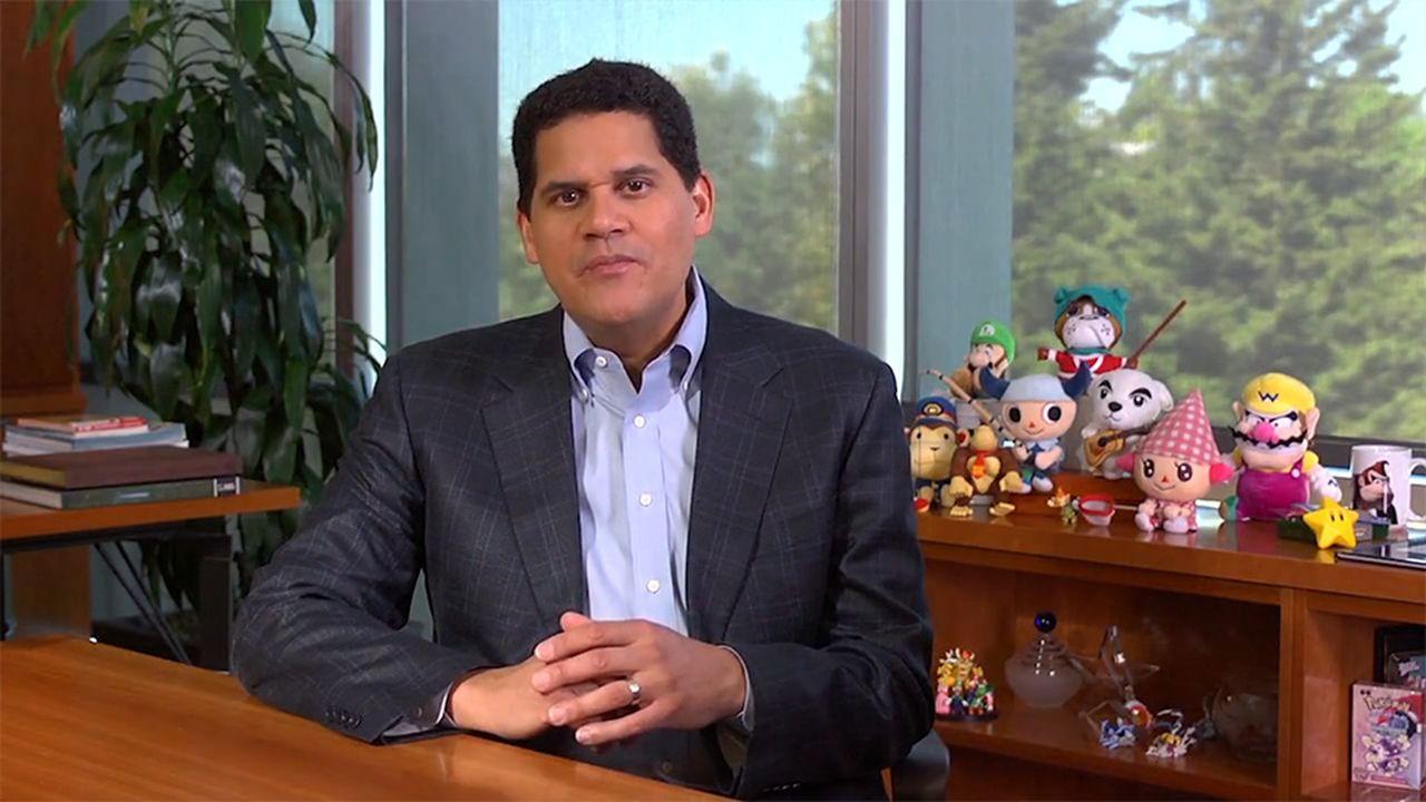 Ο Reggie για Yo-Kai Watch, amiibo και πολλά ακόμη
