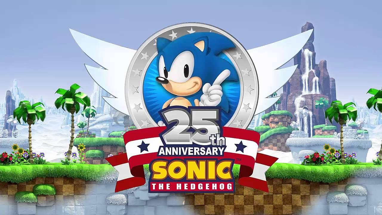 H Sega μοιράζεται στοιχεία για την 25η επέτειο του Sonic τον επόμενο χρόνο