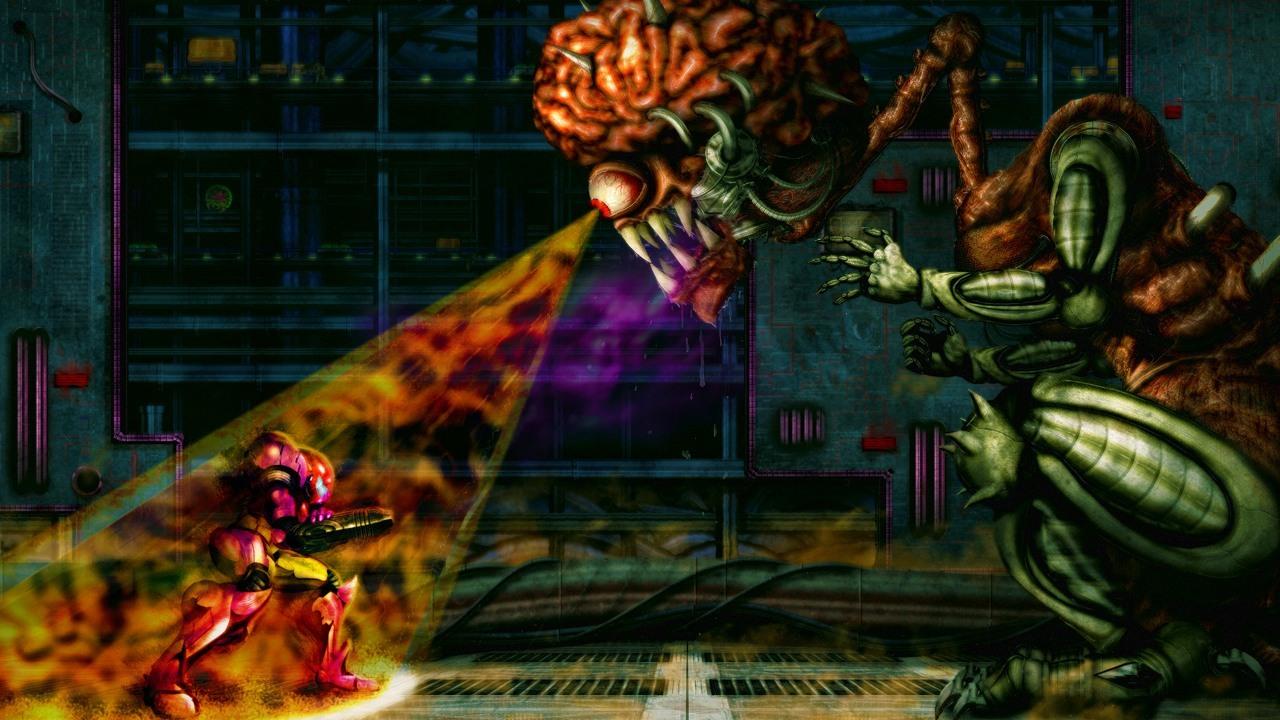 Αφιέρωμα Metroid