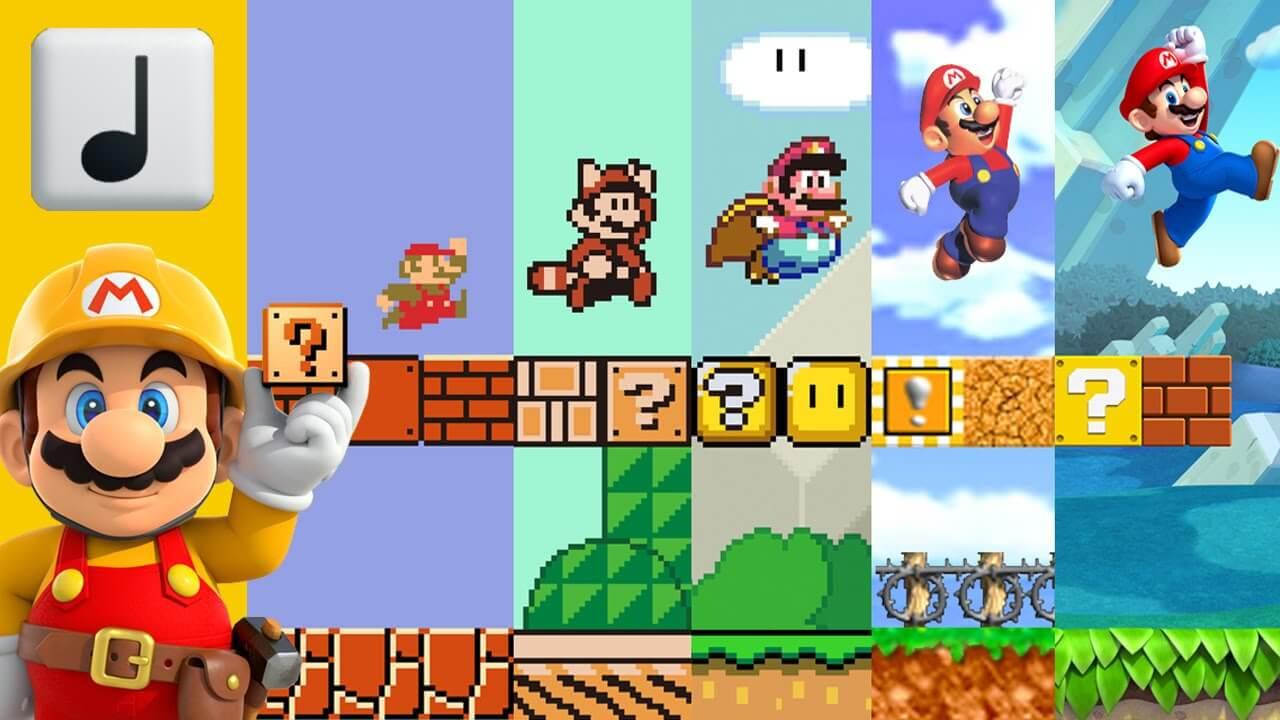 Μια Παρουσίαση διαφορετική από τις άλλες: Super Mario