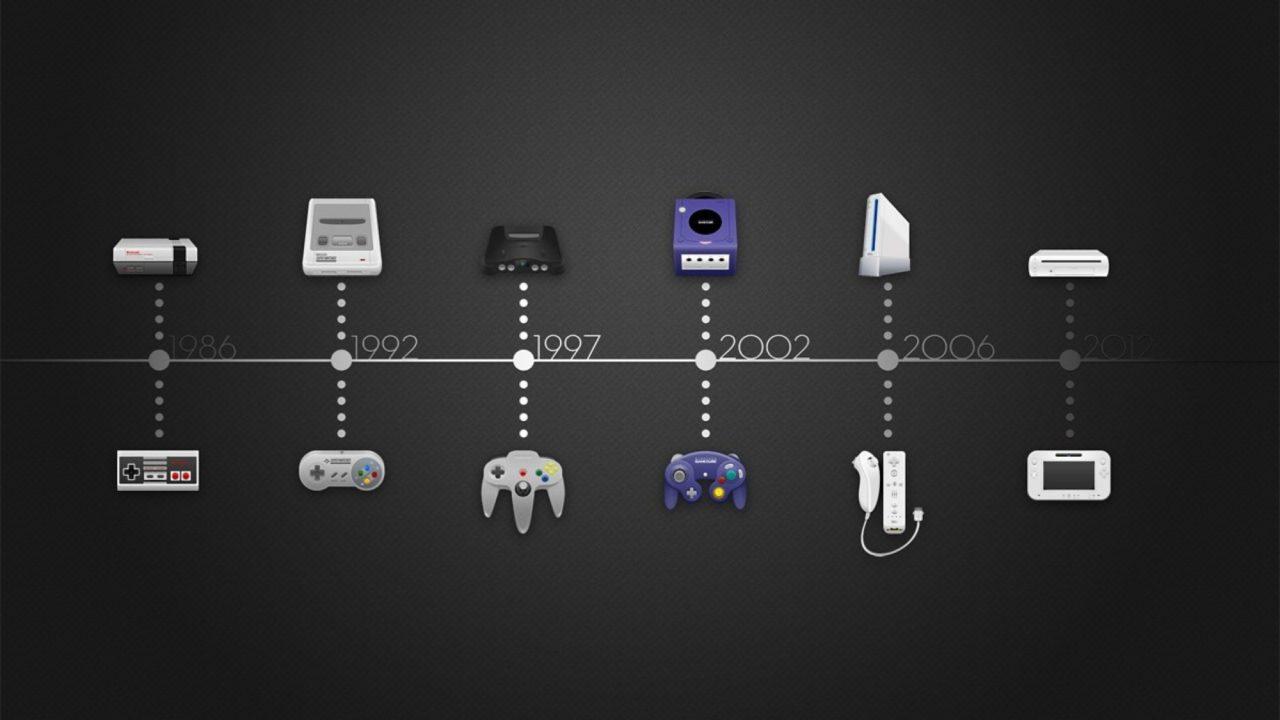 Τα Χειριστήρια και η Διαφορετικότητα της Nintendo: Μέρος Πρώτο
