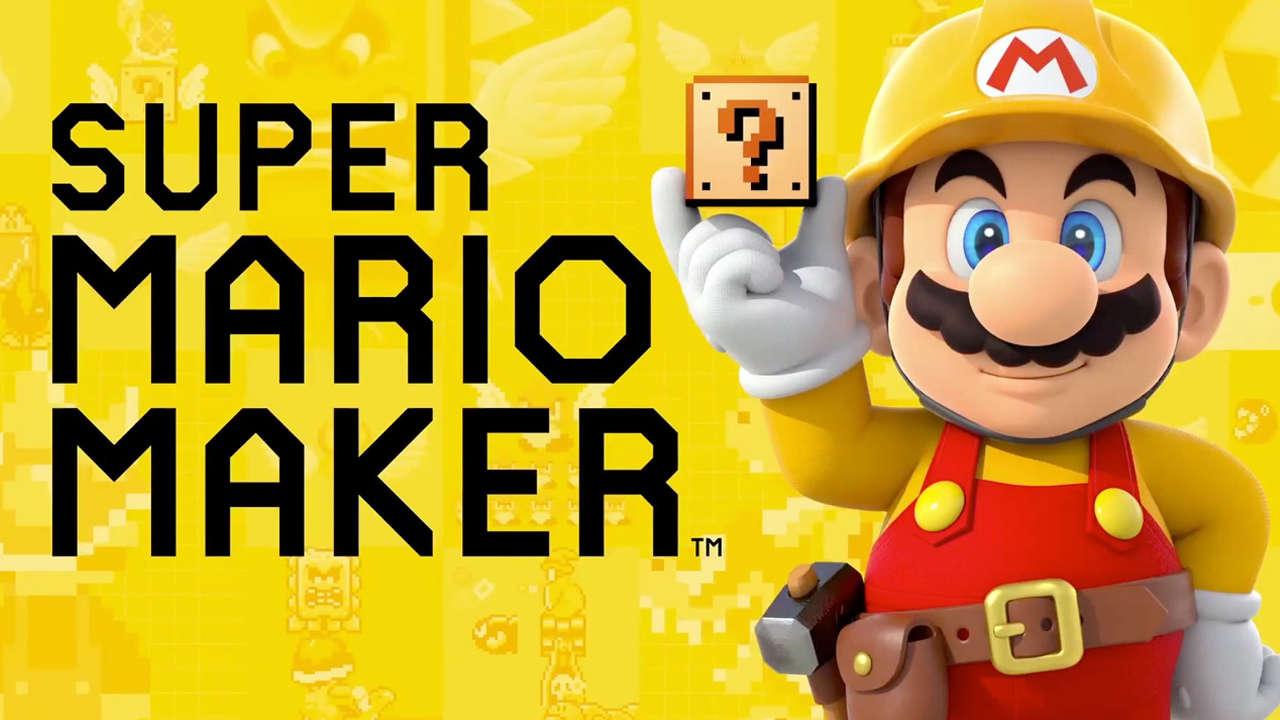 Προγραμματισμένη συντήρηση για το Super Mario Maker Bookmark