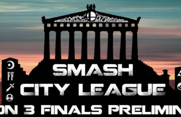 Smash City League Season 3 Last Chance Preliminaries