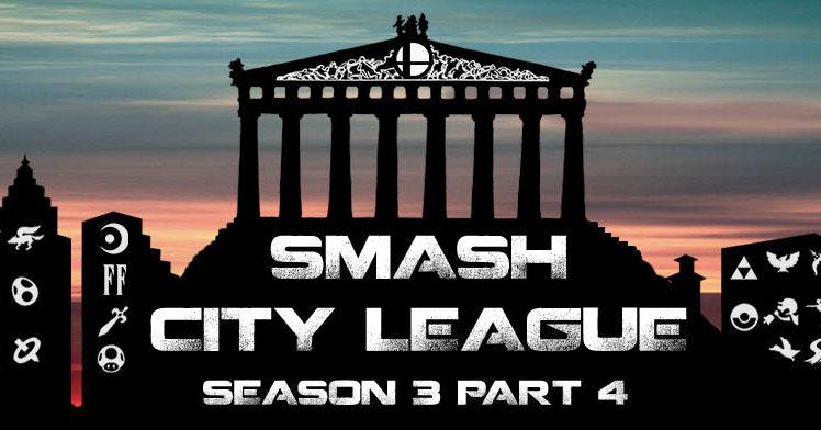 Αποτελέσματα του Smash City League Season 3 Part 4