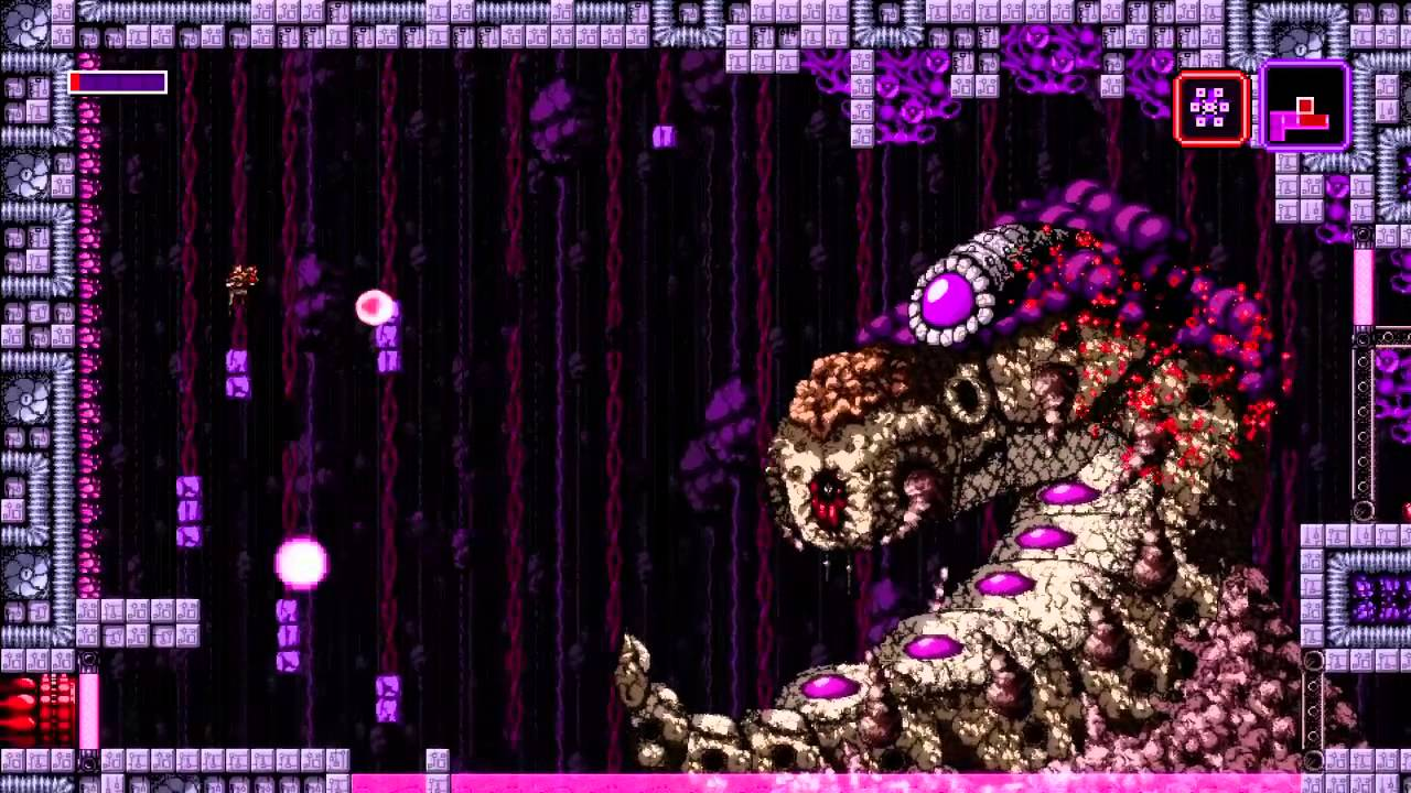 Το Axiom Verge έρχεται 1 Σεπτεμβρίου στο Wii U