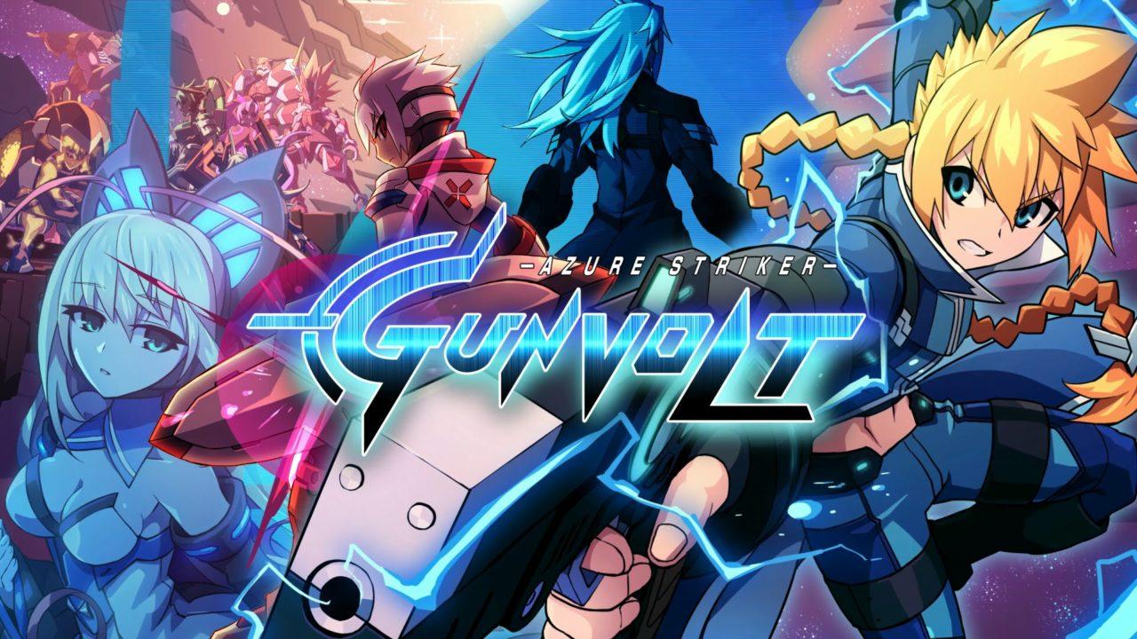 Azure Striker Gunvolt -έρχεται επιτέλους το Japanese Voice Mode