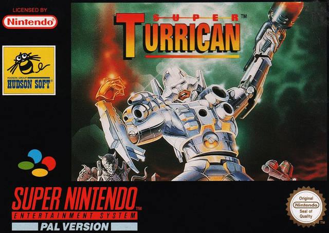 Γιατί δεν κυκλοφόρησε το πλήρες Super Turrican στη Wii Virtual Console