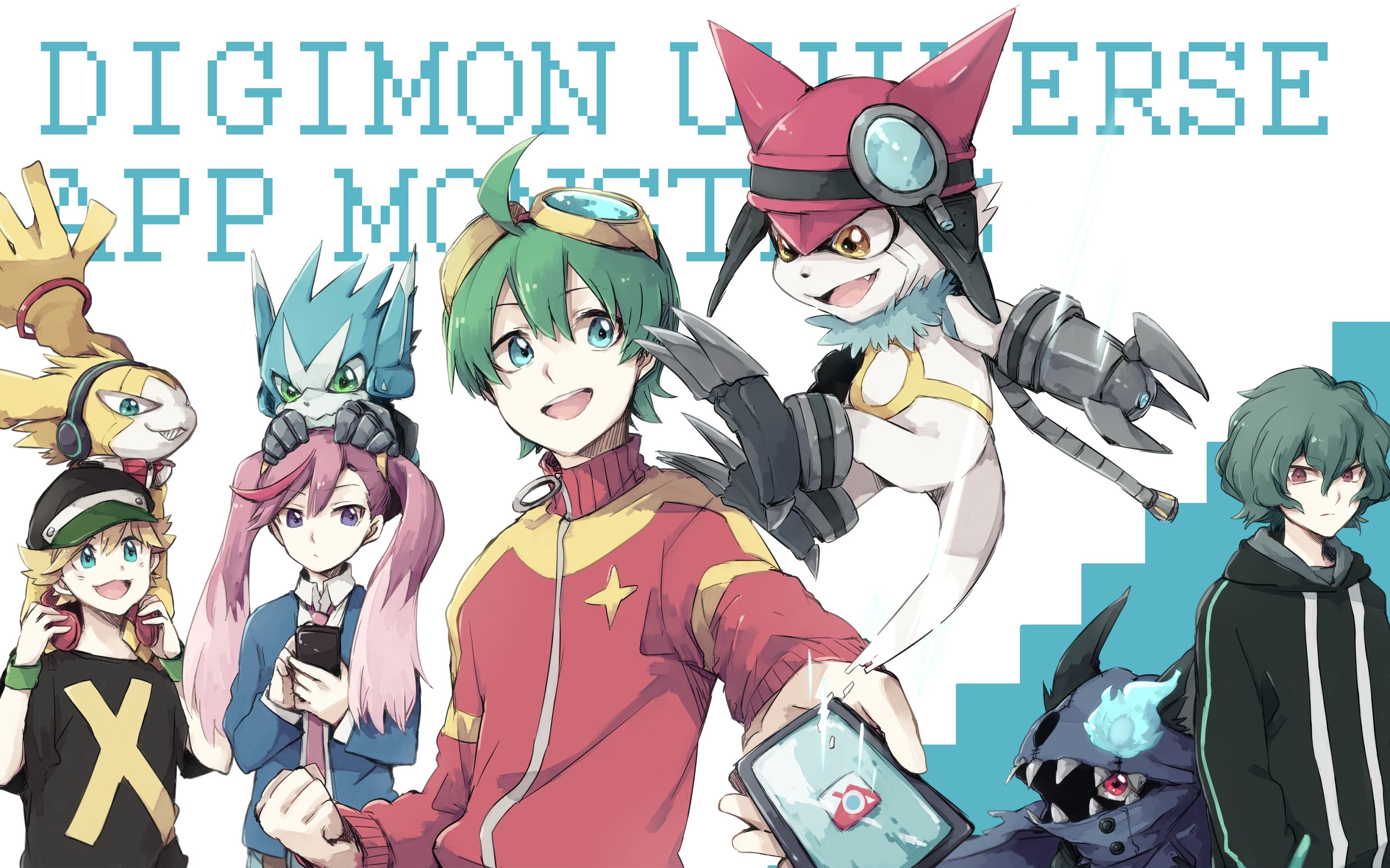 Digimon Universe: Appli Monsters – νέα και στιγμιότυπα