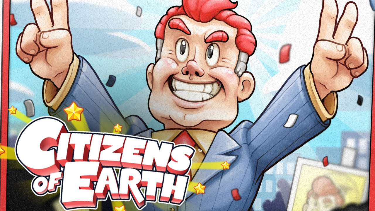 Το Citizens of Earth επιστρέφει στο 3DS eShop