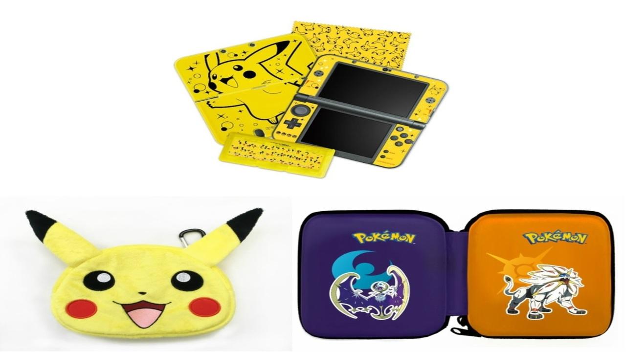 Νέα αξεσουάρ για το 3DS με θέμα τα Pokemon από τη HORI