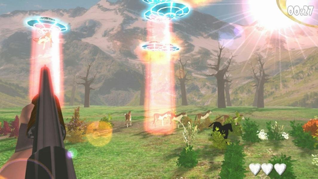 Έρχονται τα Hurry Up! Bird Hunter (Wii U) και Defend Your Crypt (3DS)!