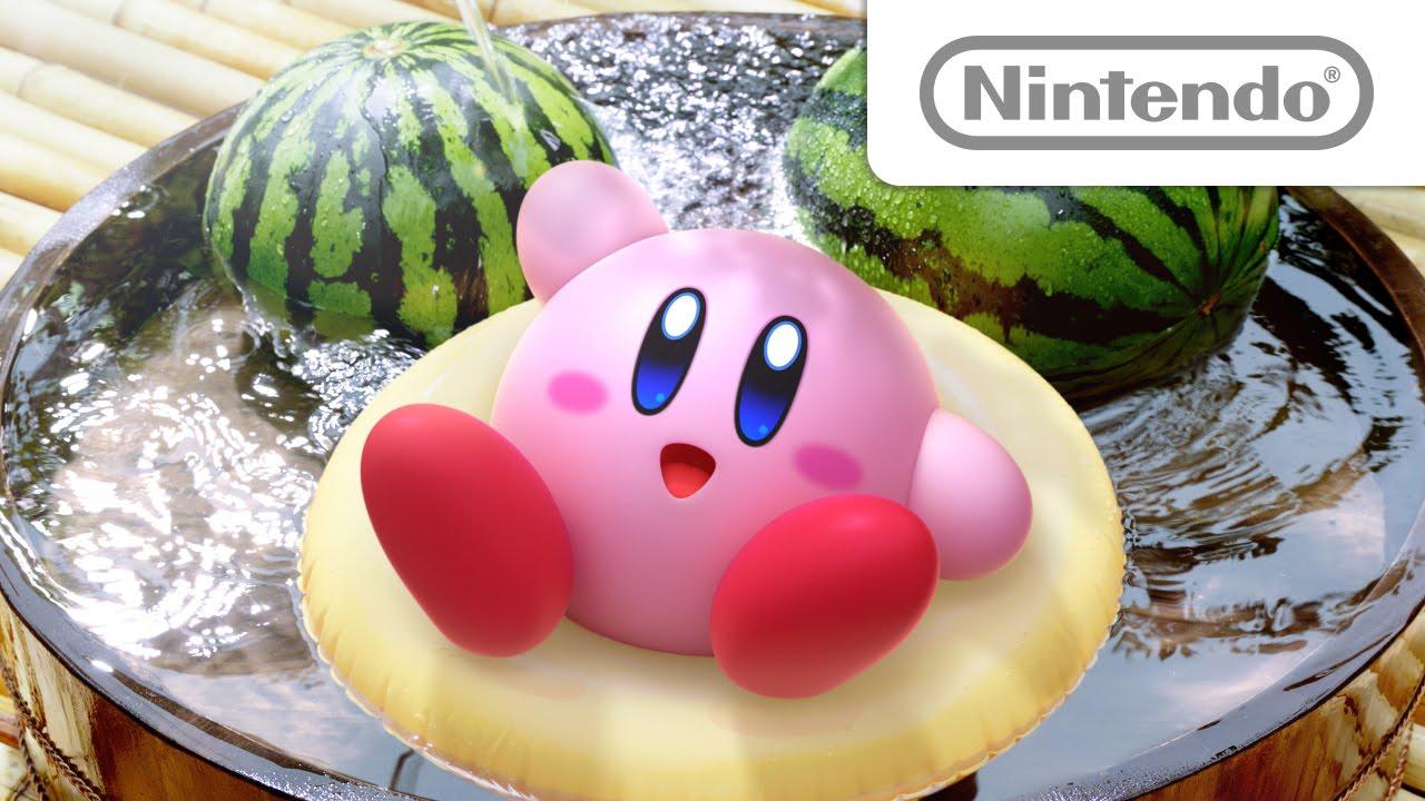 Nέο concept art από το Kirby Planet Robobot