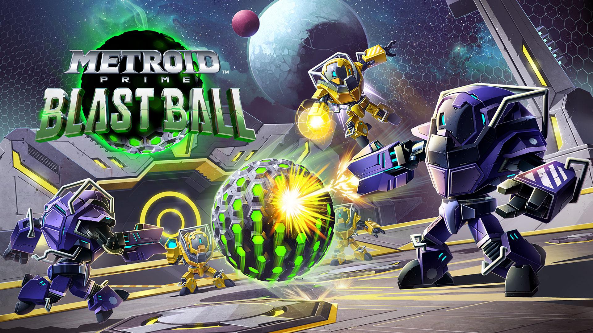 Νέα για τους servers του Metroid Prime: Blast Ball