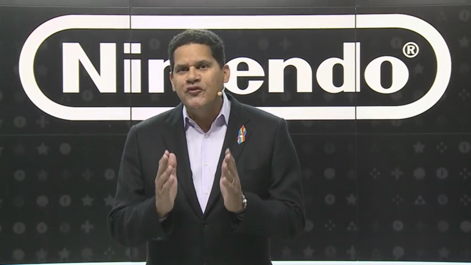 Ο Reggie μιλά για τα ζόρια του Wii U και τη Nintendo
