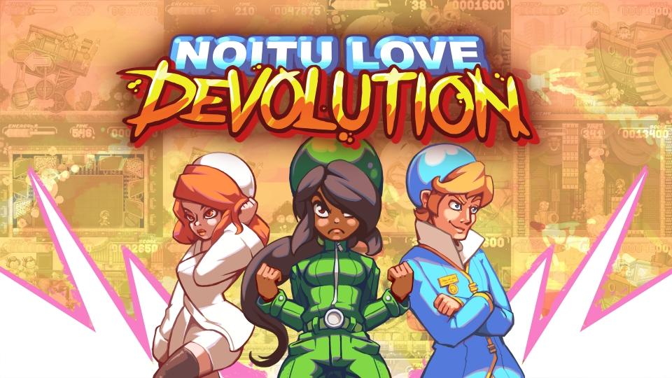 Νέα στιγμιότυπα και βίντεο από το Noitu Love: Devolution