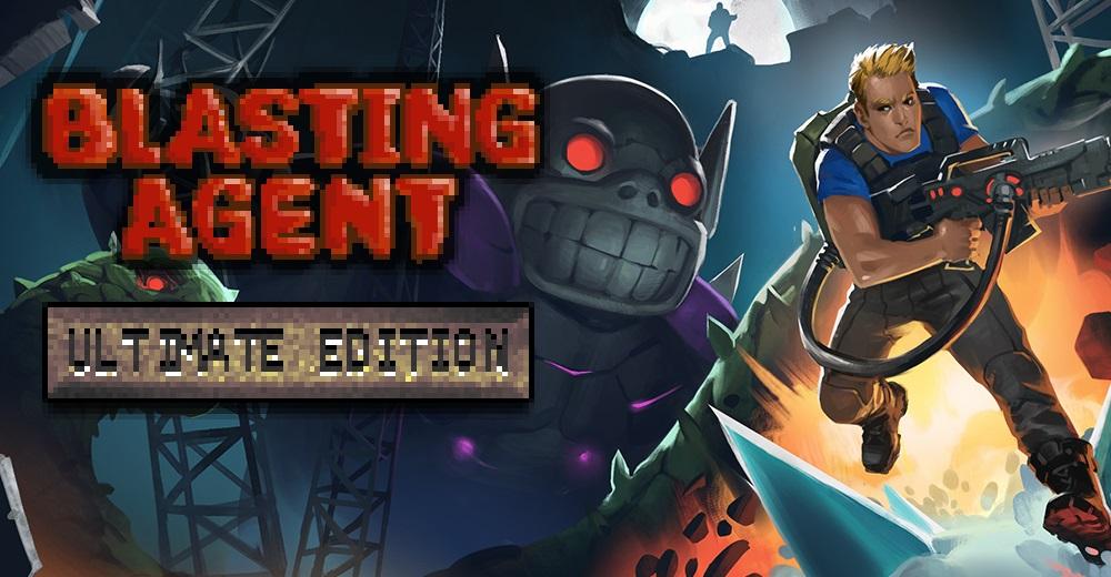 Το Blasting Agent: Ultimate Edition έρχεται στο eShop