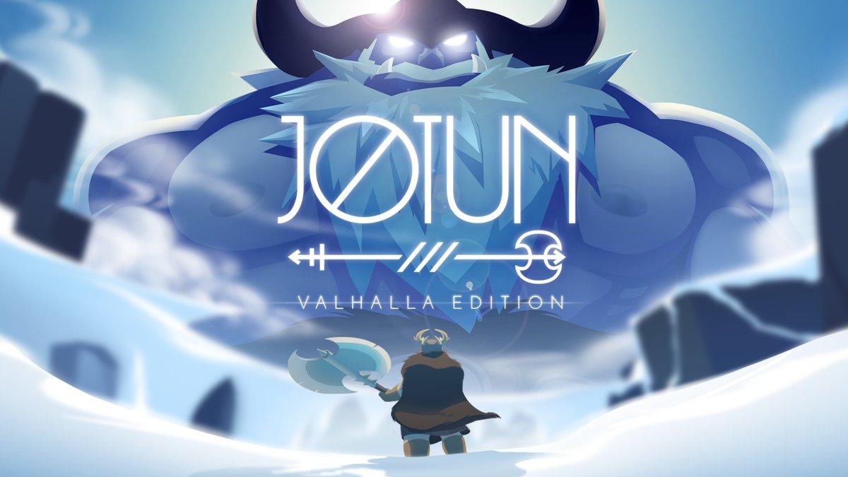 Νέα στιγμιότυπα από το Jotun: Valhalla Edition