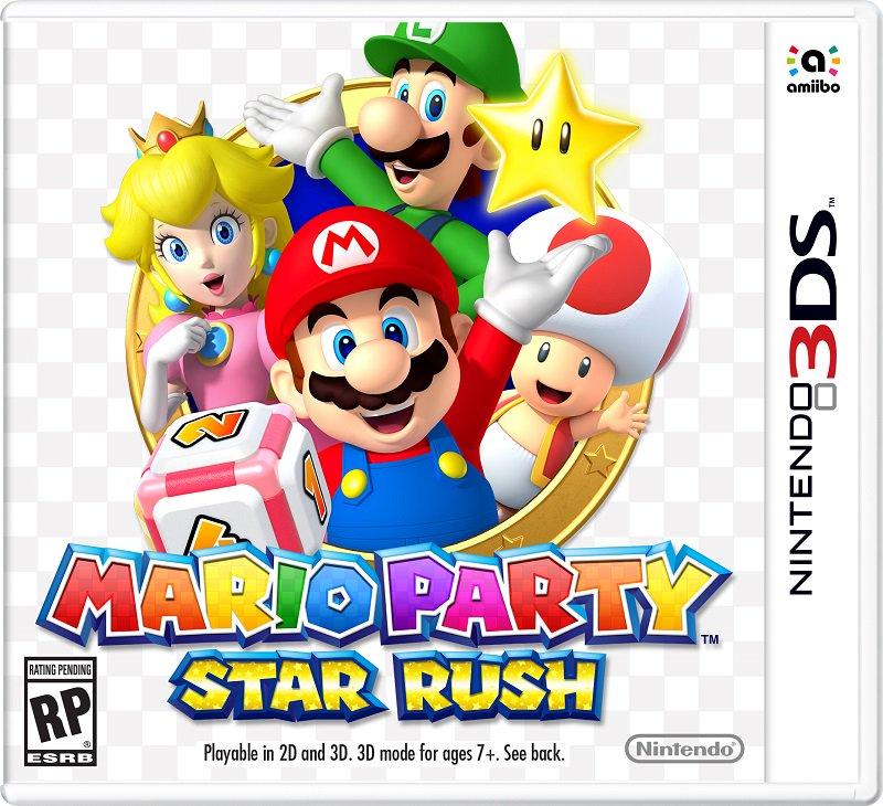 Η ND Cube εργάζεται στο Mario Party: Star Rush