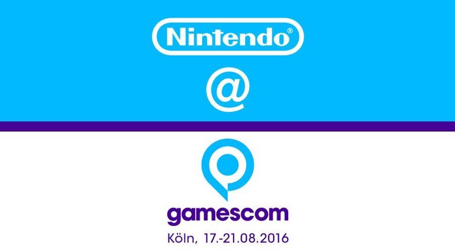 Το πρόγραμμα της Nintendo για τη Gamescom 2016