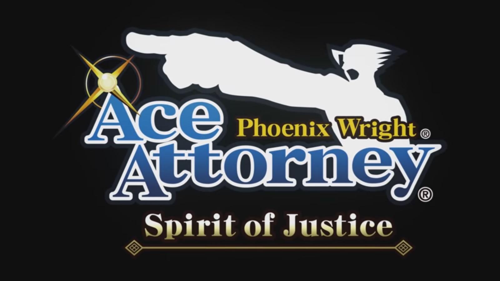 Νέα και βίντεο για το Phoenix Wright:Ace Attorney – Spirit of Justice