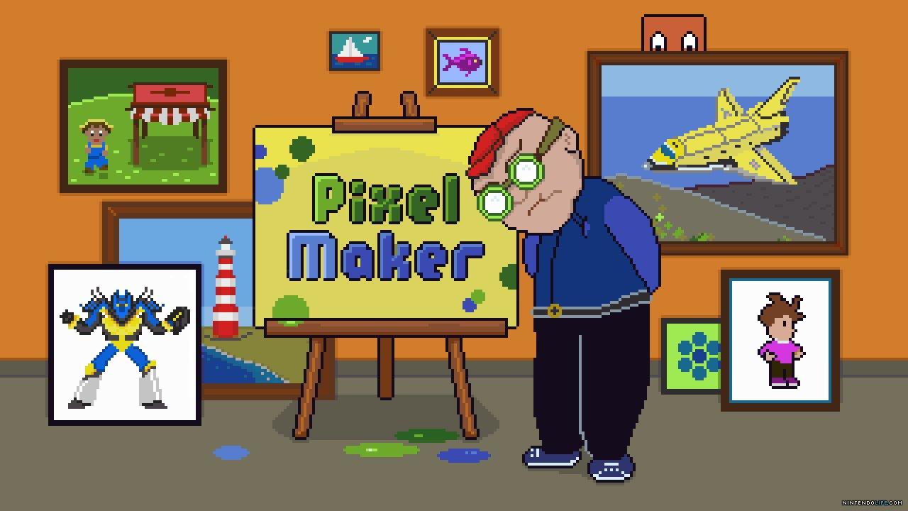 Το PixelMaker έρχεται στο 3DS eShop
