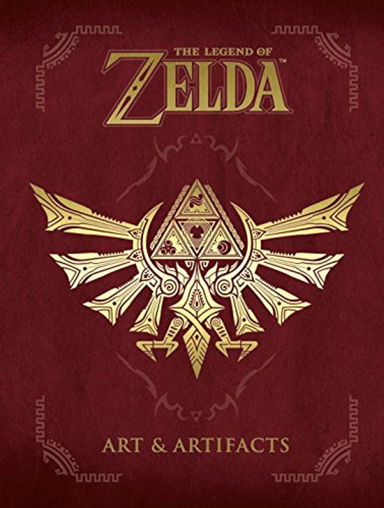 Έρχεται το The Legend of Zelda: Art & Artifacts