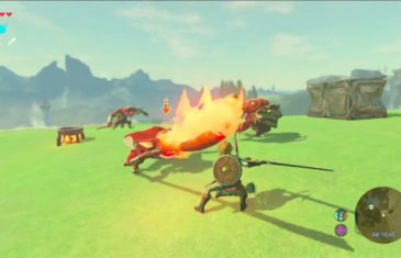 The Legend of Zelda: Breath of the Wild - Weapons