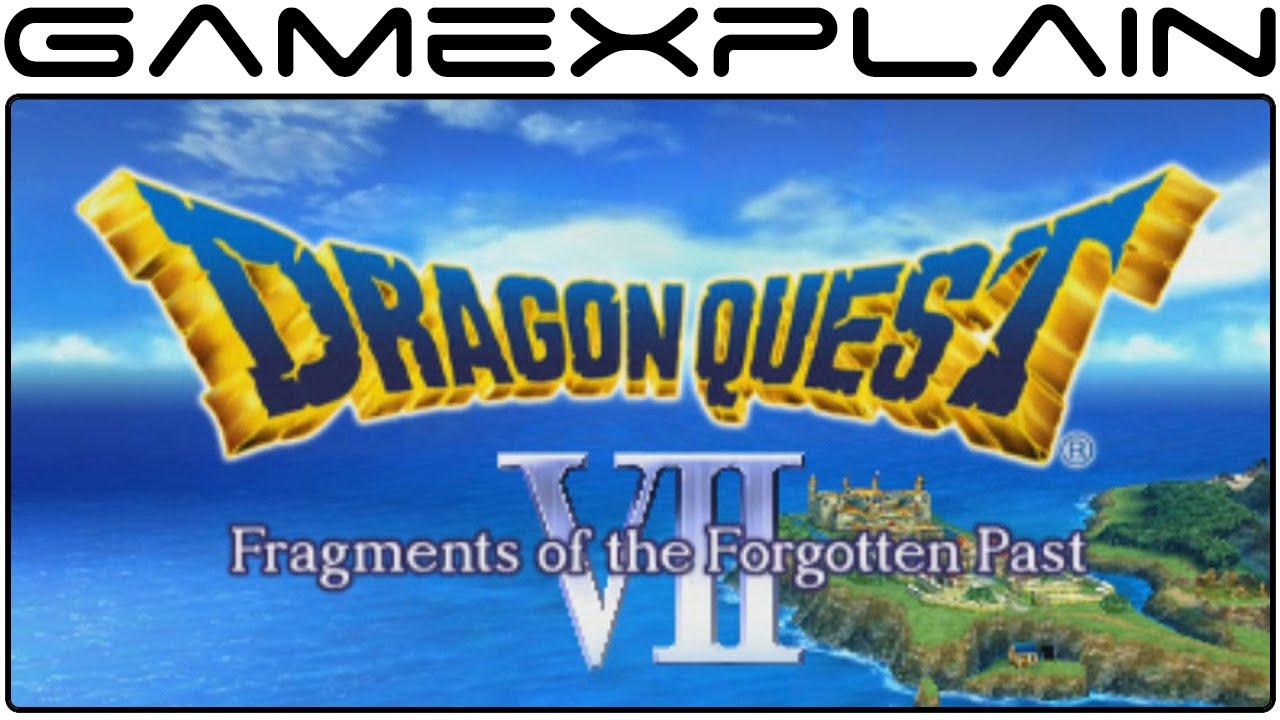 Overview Trailer για το Dragon Quest VII