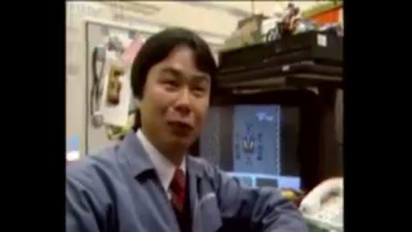 Βίντεο του 1990 δείχνει μια σύντομη ματιά μέσα στη Nintendo και έναν νέο Shigeru Miyamoto