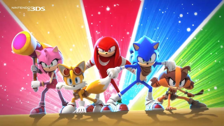 Μέγεθος αρχείου και καυτά βίντεο για το Sonic Boom: Fire & Ice