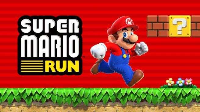 Ανακοινώθηκε το Super Mario Run για κινητά τηλέφωνα