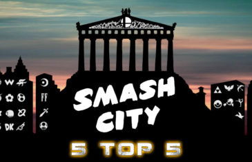 Smash City 5 top 5