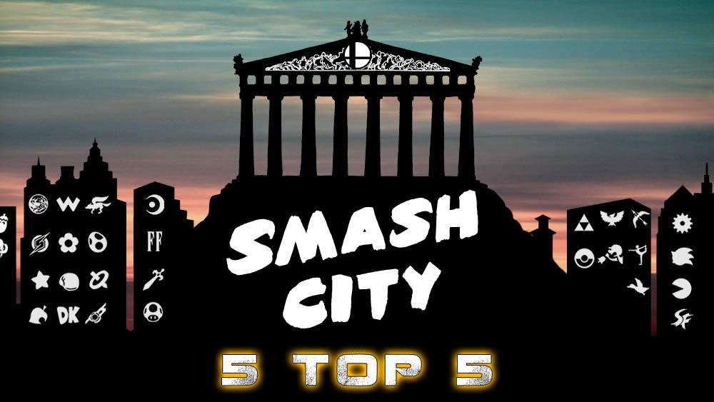 Smash City, 5 top 5 – Στατιστικά από τα τουρνουά της Αθήνας