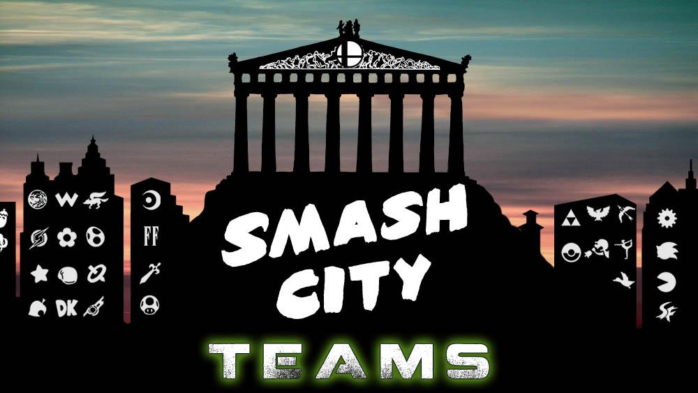 Κατάταξη Δυναμικότητας των Ομάδων στο Smash City