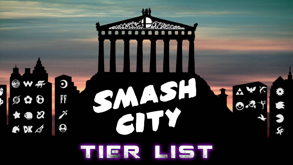Smash City Tier List