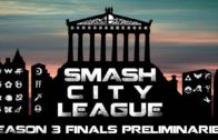 Αποτελέσματα του Smash City League Season 3 Finals Preliminaries