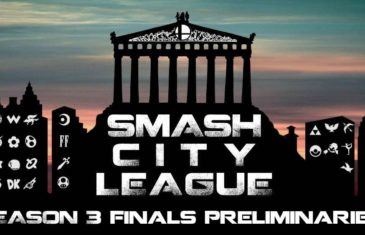 Smash City League Season 3 Finals Preliminaries