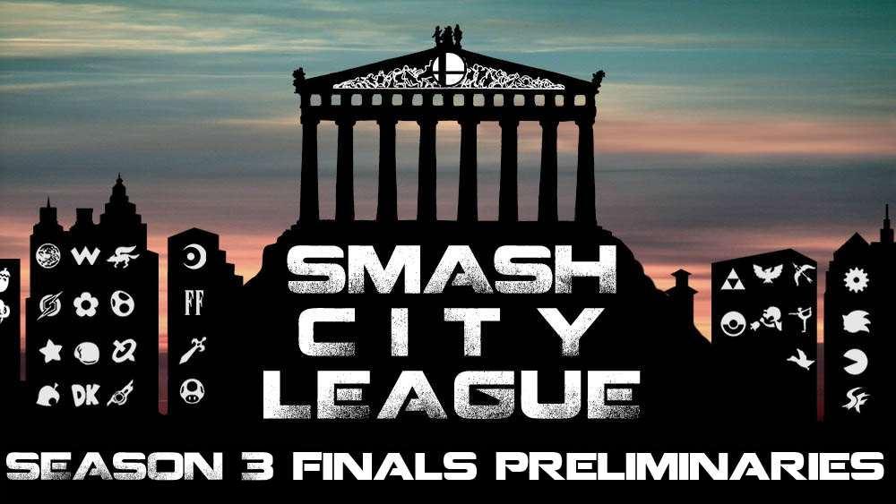 Αποτελέσματα του Smash City League Season 3 Finals Preliminaries