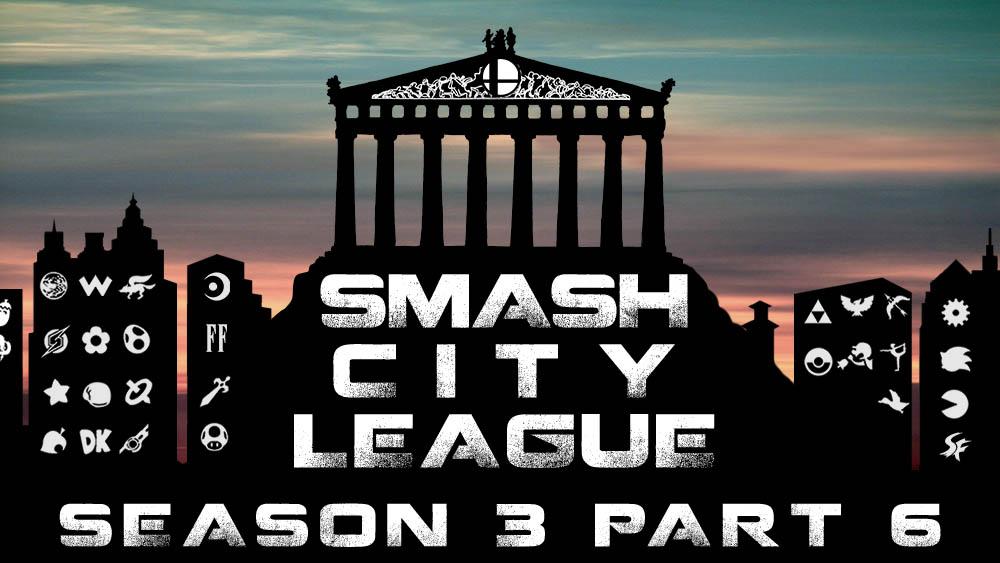 Αποτελέσματα του Smash City League Season 3 Part 6