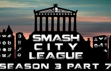 Αποτελέσματα του Smash City League Season 3 Part 7