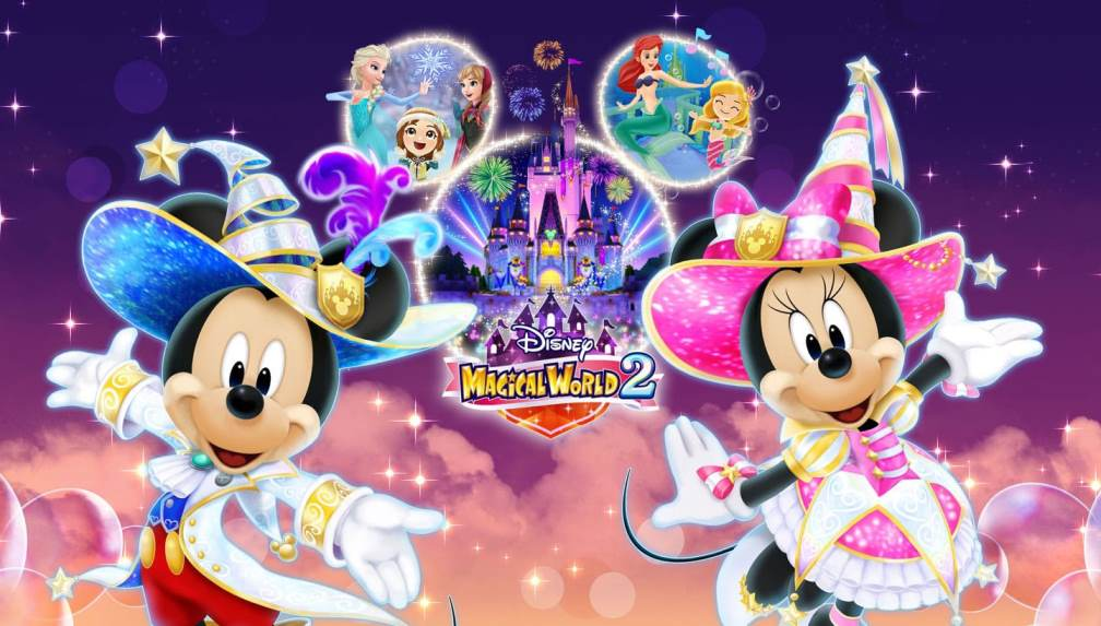 Review: Disney Magical World 2 (3DS, New 3DS)