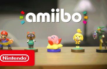 Νέο βίντεο: «Tap Into the Fun with amiibo!»