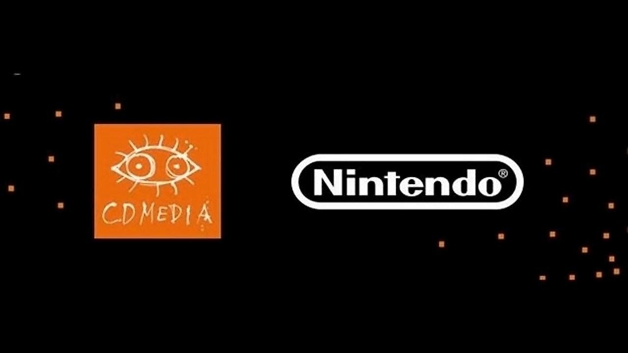 Η Nintendo επίσημα πάλι στην χώρα μας μέσω CD Media