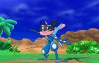 Υλικό από το Pokemon Sun/Moon demo