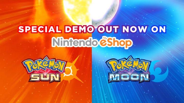 Κυκλοφορία του Pokemon Sun & Moon demo – Τι θα πρέπει να γνωρίζετε για τη μεταφορά δεδομένων στην πλήρη έκδοση