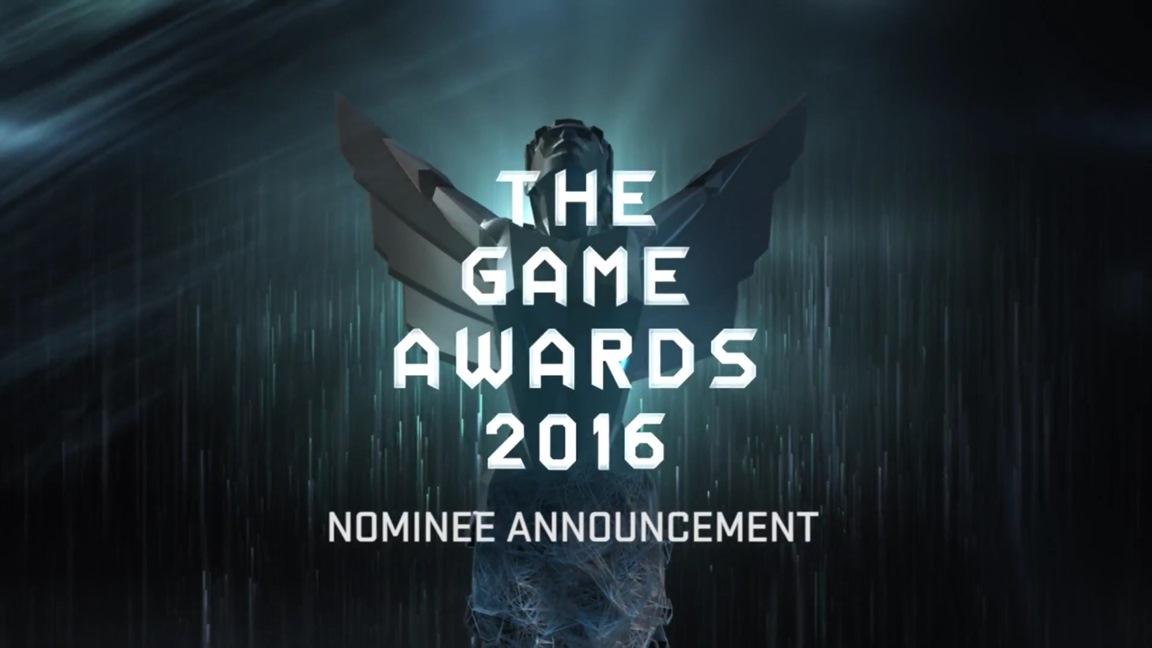 Ανακοινώθηκαν οι υποψηφιότητες για τα The Game Awards 2016