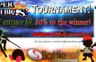 Αποτελέσματα του Smash at Battlenet 4