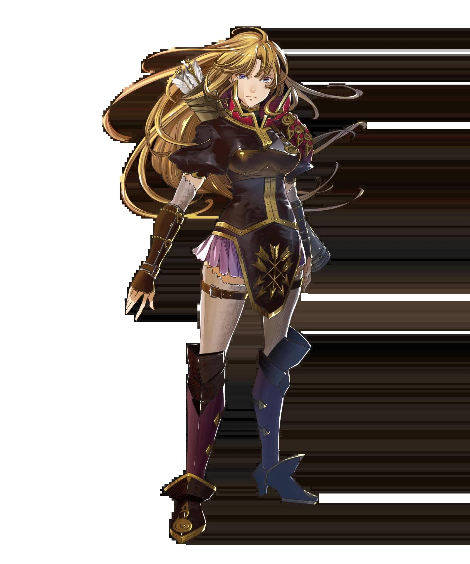 Fire Emblem Heroes Clarisse