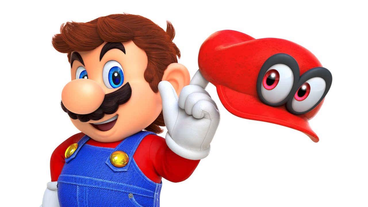Ο θαυμαστός κόσμος του Super Mario (Odyssey)