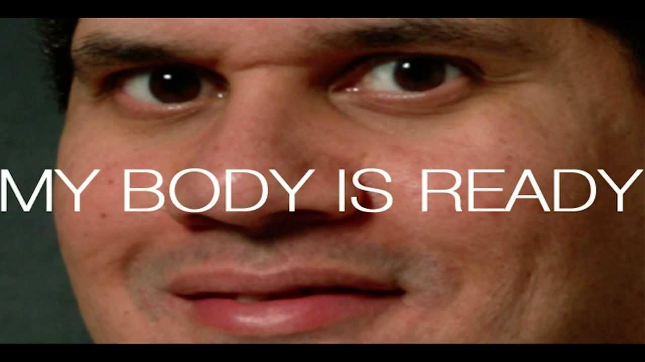 O Reggie μας λέει περισσότερα για το Switch